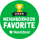Next Door Neighborhood 2020 Winner Award