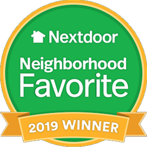 Next Door Neighborhood 2019 Winner Award
