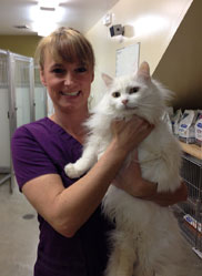 Lisa, Veterinary Assistant and Office Manager